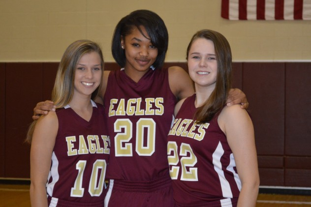 Girls Varsity BB