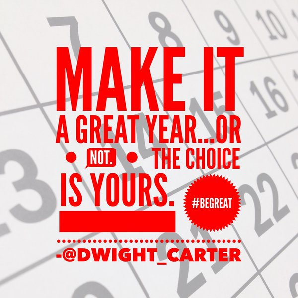 Make it a great year