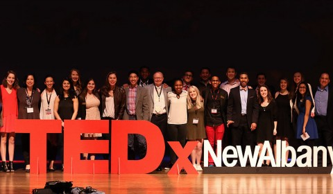 TEDxNewAlbany Group Shot